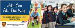 American Academy Registration 2021 Limassol Cyprus